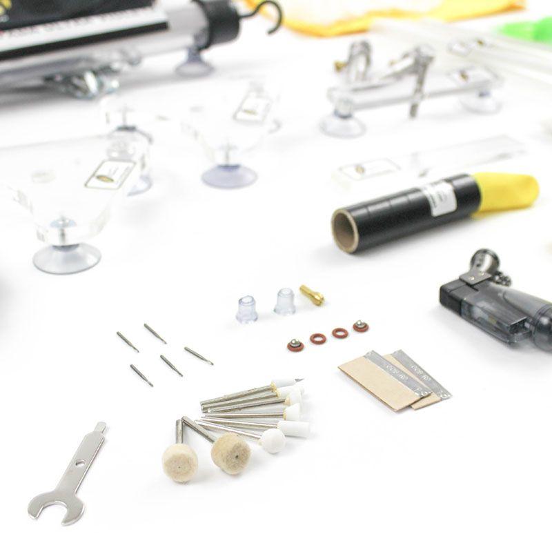 Kit para Reparo de Vidro KRV-2000