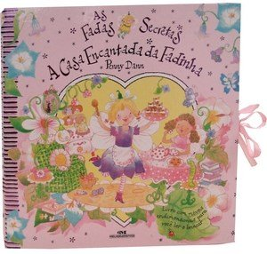 As Fadas Secretas - A Casa Encantada da Fadinha  - Gutana Brinquedos
