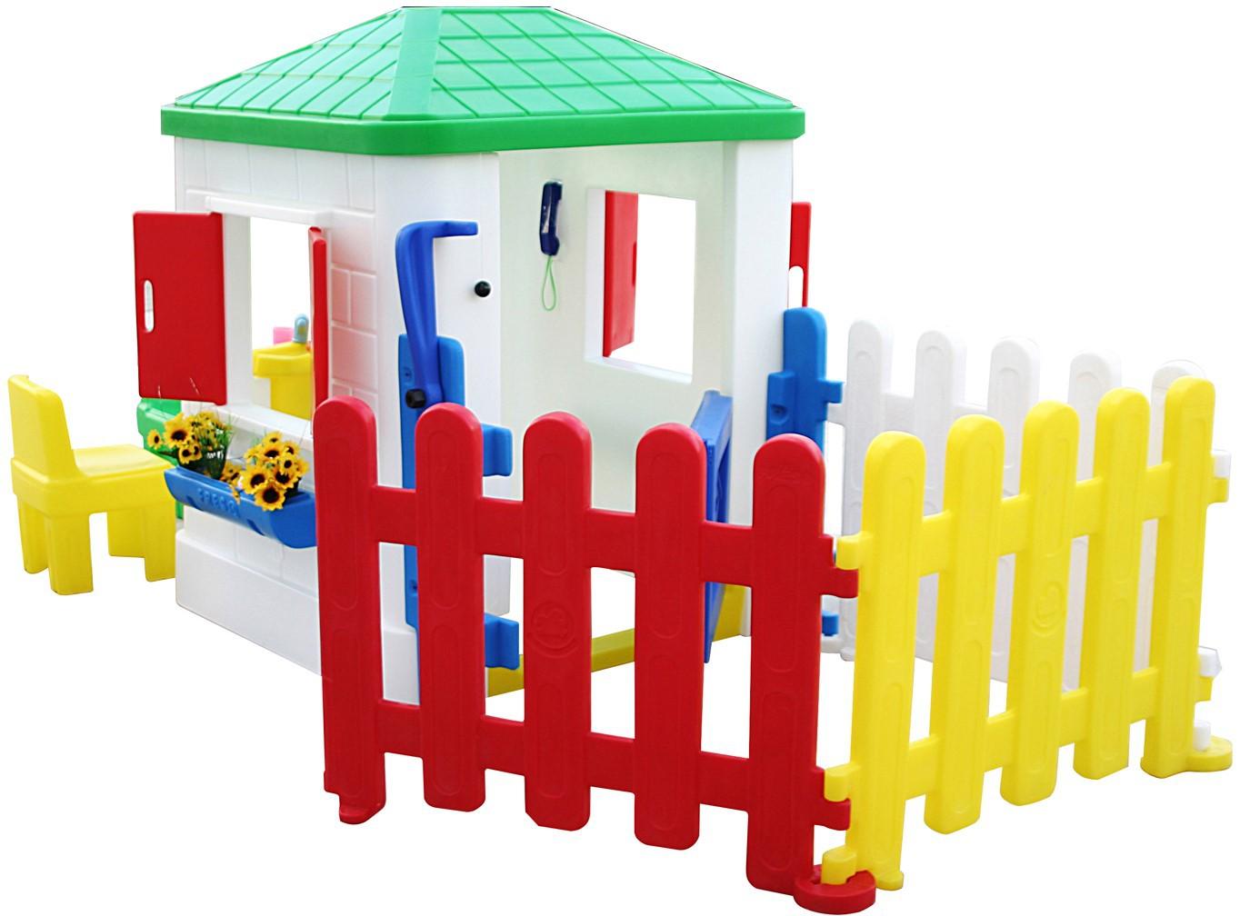 Casinha com Cerquinha  - Gutana Brinquedos