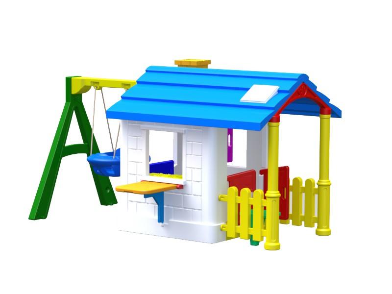 Casinha de Campo com Kit Fly  - Gutana Brinquedos