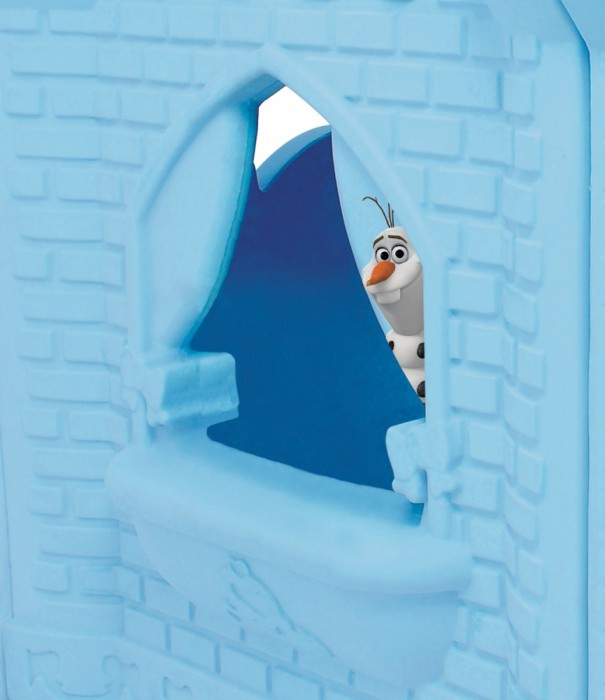 Castelo Frozen Disney Xalingo  - Gutana Brinquedos