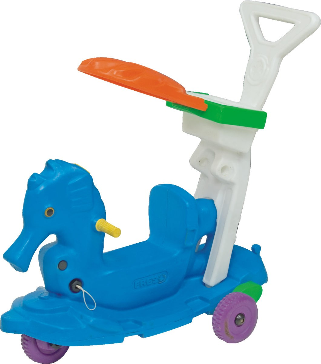 Cavalo Marinho Baby 3 em 1  - Gutana Brinquedos