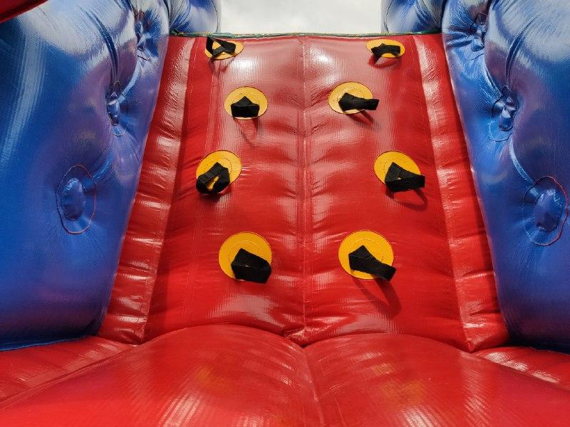 Centopeia Inflável Grande 8 x 2,10 x 4,10mt  - Gutana Brinquedos