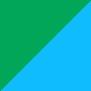 Azul/Verde