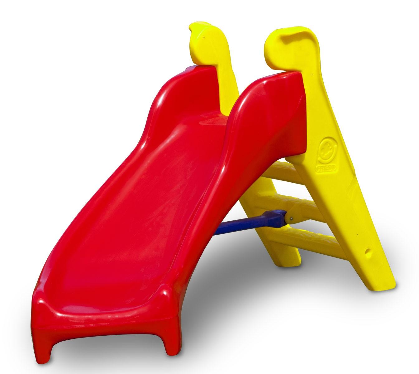Escorregador Curvo Pequeno  - Gutana Brinquedos