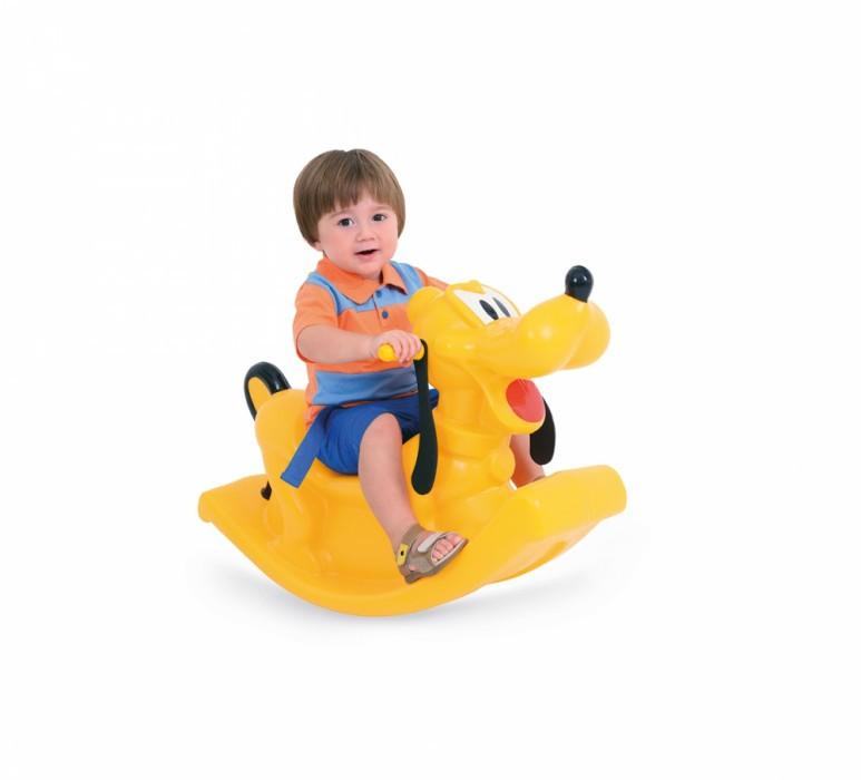 Gangorra Individual Pluto  - Gutana Brinquedos