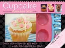 Kit  Cupcake- Para As Crianças - livro colorido  - Gutana Brinquedos