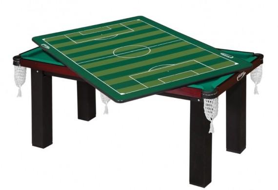 Mesa de Jogos 4 em 1  - Gutana Brinquedos