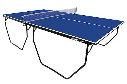 Mesa de Ping Pong Dobravel com Rodizio Klopf - 1009  - Gutana Brinquedos