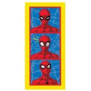 Toalha de Banho Infantil Felpuda Spider-Man Homem Aranha Lepper