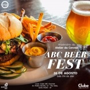 Evento ABC Beer Fest - 26/08