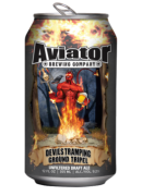 Cerveja Aviator Devil Tramping Ground Tripel 355ml