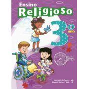 Ensino Religioso Interagir e Crescer - 3º Ano
