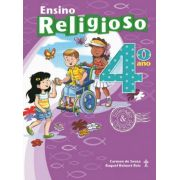 Ensino Religioso Interagir e Crescer - 4º Ano