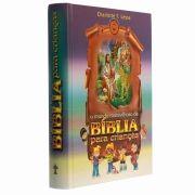 A Bíblia Para Crianças - Maternal | Pré I | Pré II | 1º Ano | 2º Ano