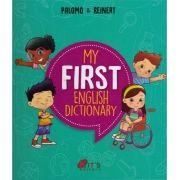 Dicionário de Inglês - Kids English | 1º Ano | 2º Ano | 3º Ano | 4º Ano | 5º Ano