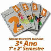 Sistema Interativo de Ensino 2º Ano  1º Semestre e 2º Semestre