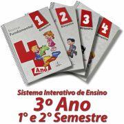 Sistema Interativo de Ensino 4º Ano   1º e 2° Semestre
