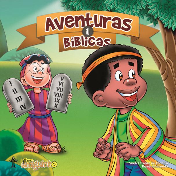 Aventuras Bíblicas 1 - Maternal