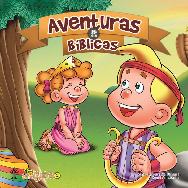 Aventuras Bíblicas 2 - Pré I
