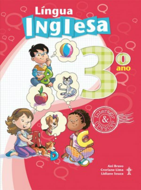 Inglês Interagir e Crescer - 3º Ano