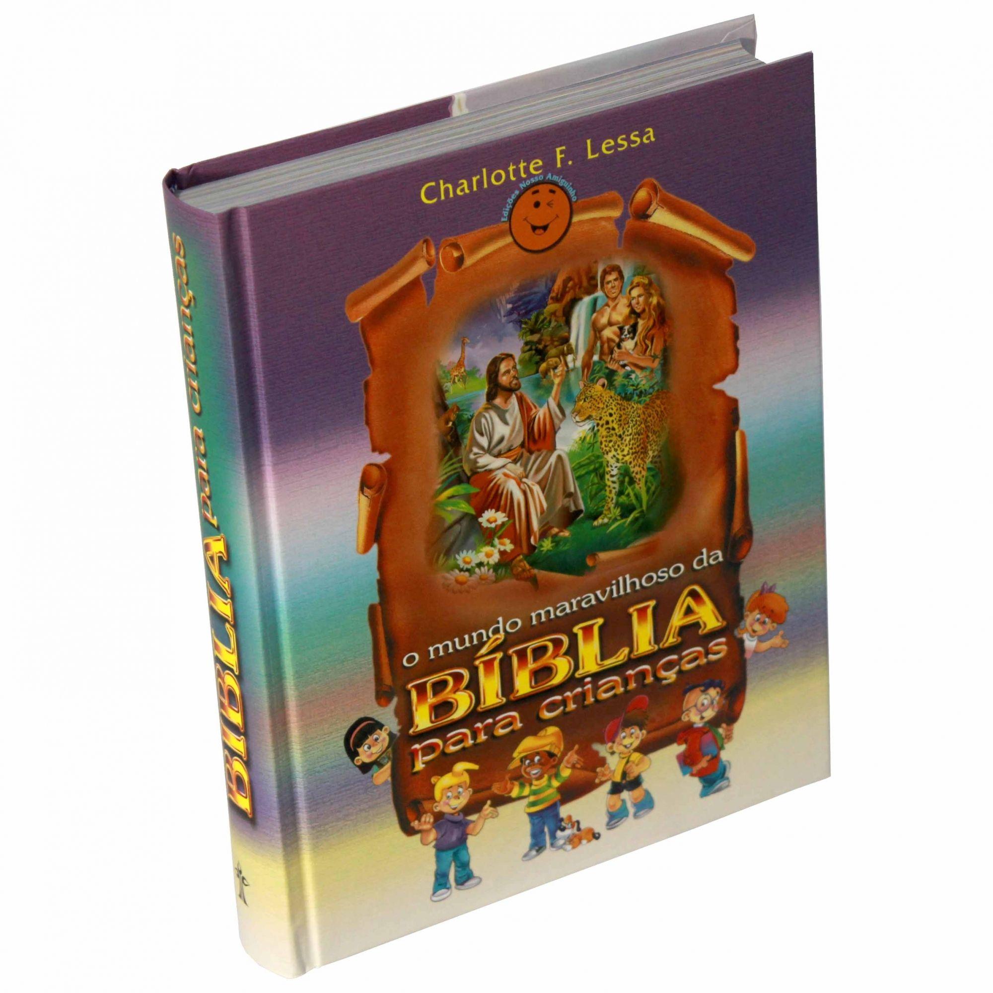 A Bíblia Para Crianças - Maternal   Pré I   Pré II   1º Ano   2º Ano