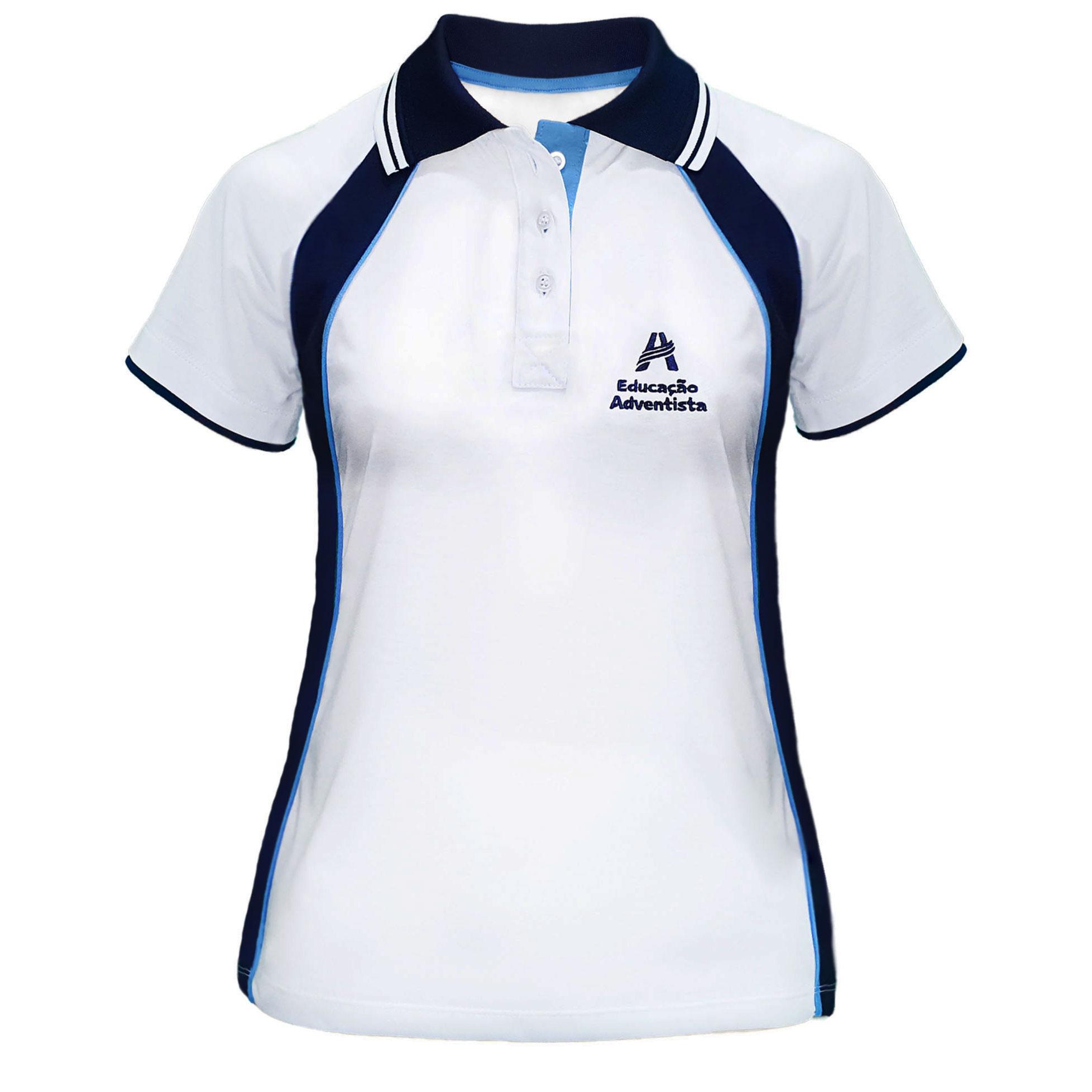 Camiseta Feminina Ens. Médio  ( Tamanho 4G )