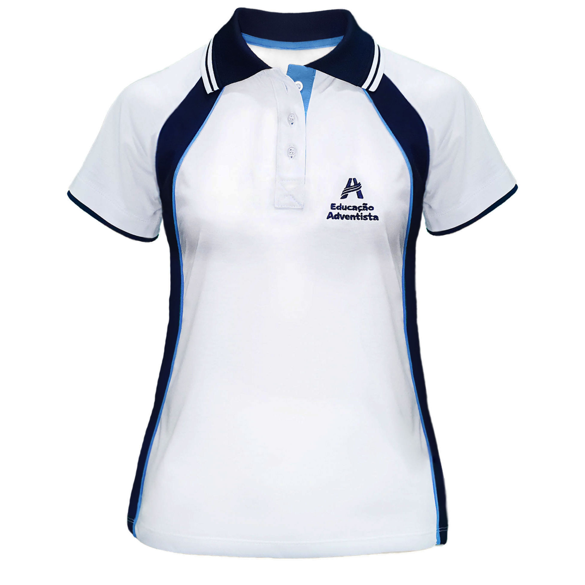 Camiseta Feminina Ens. Médio  ( Tamanho M )