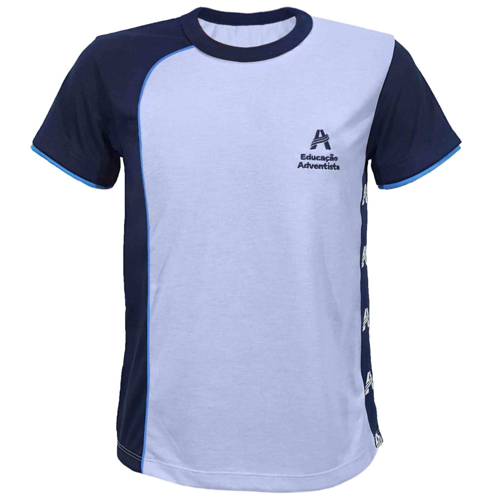 camiseta manga curta PP
