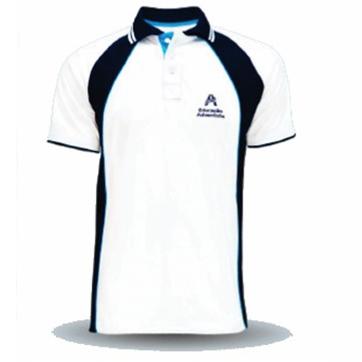 Camiseta Polo Ens. Médio  ( Tamanho M )