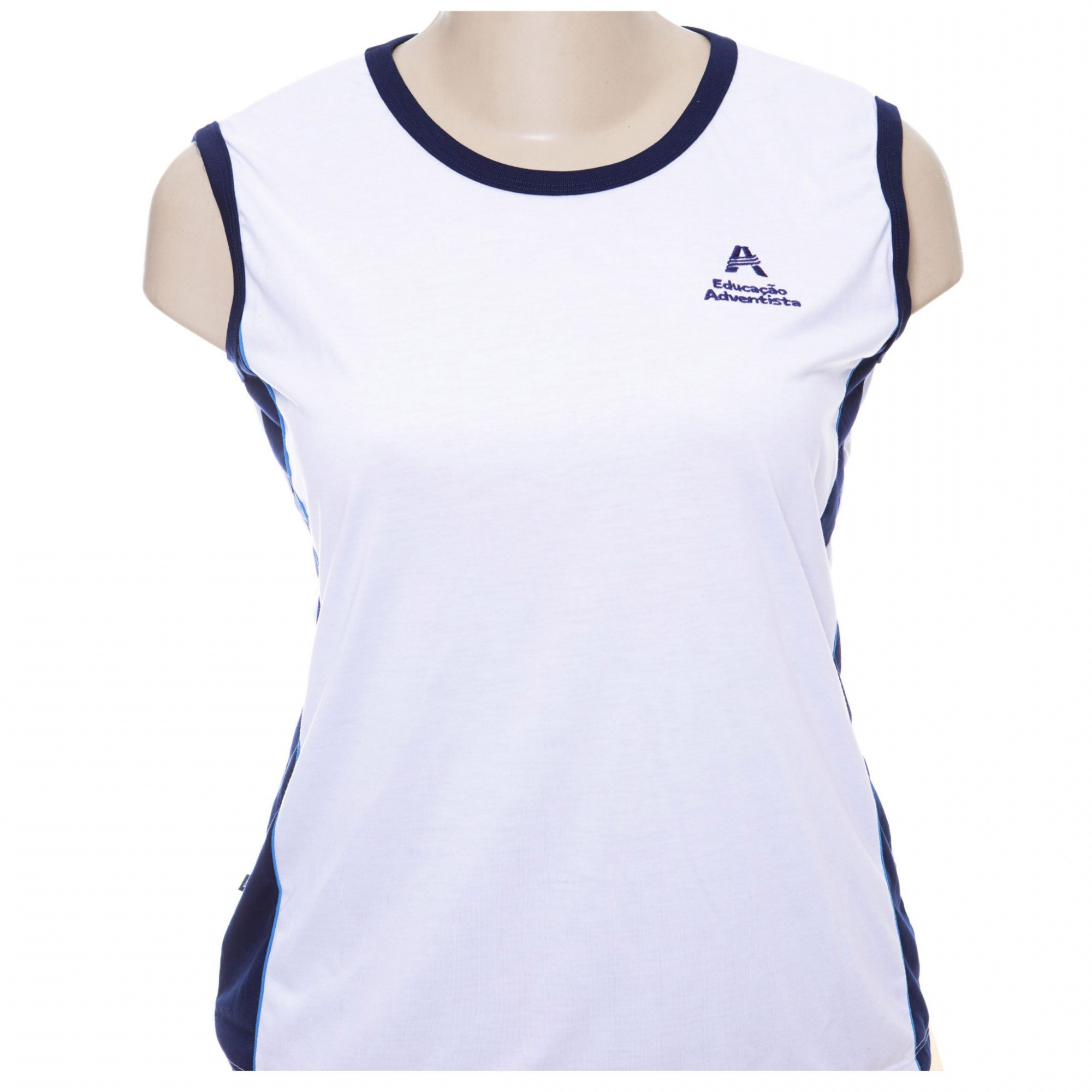 Camiseta Sem Manga feminina Ens. Médio  ( Tamanho 4G )
