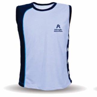 Camiseta Sem Manga TAM 12