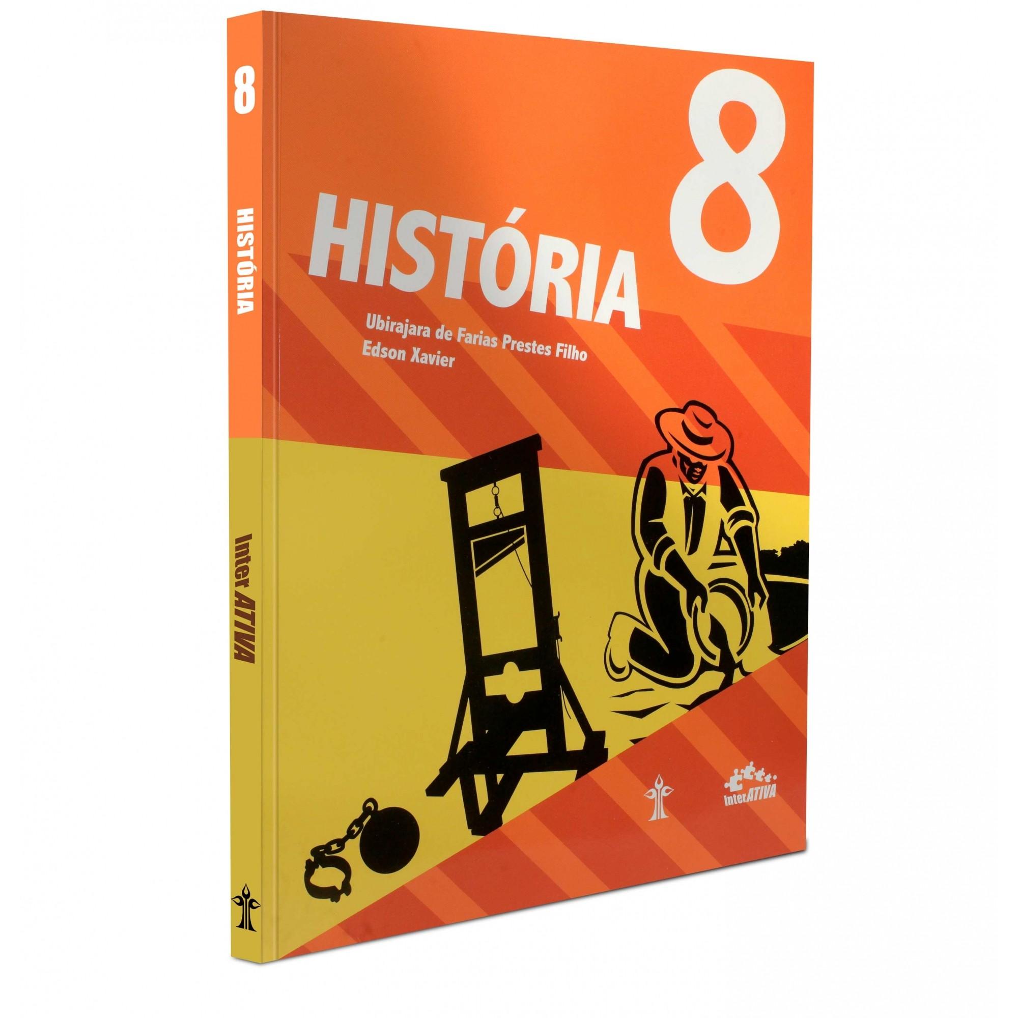Historia 8° Ano - Inter@tiva