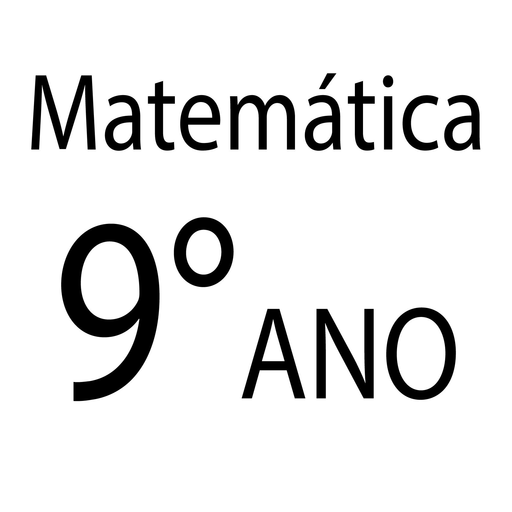Matemática 9° Ano - Inter@tiva