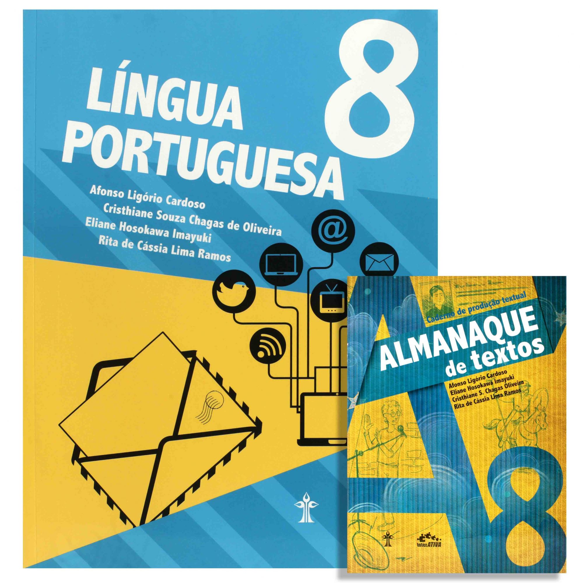 Português 8° Ano - Inter@tiva