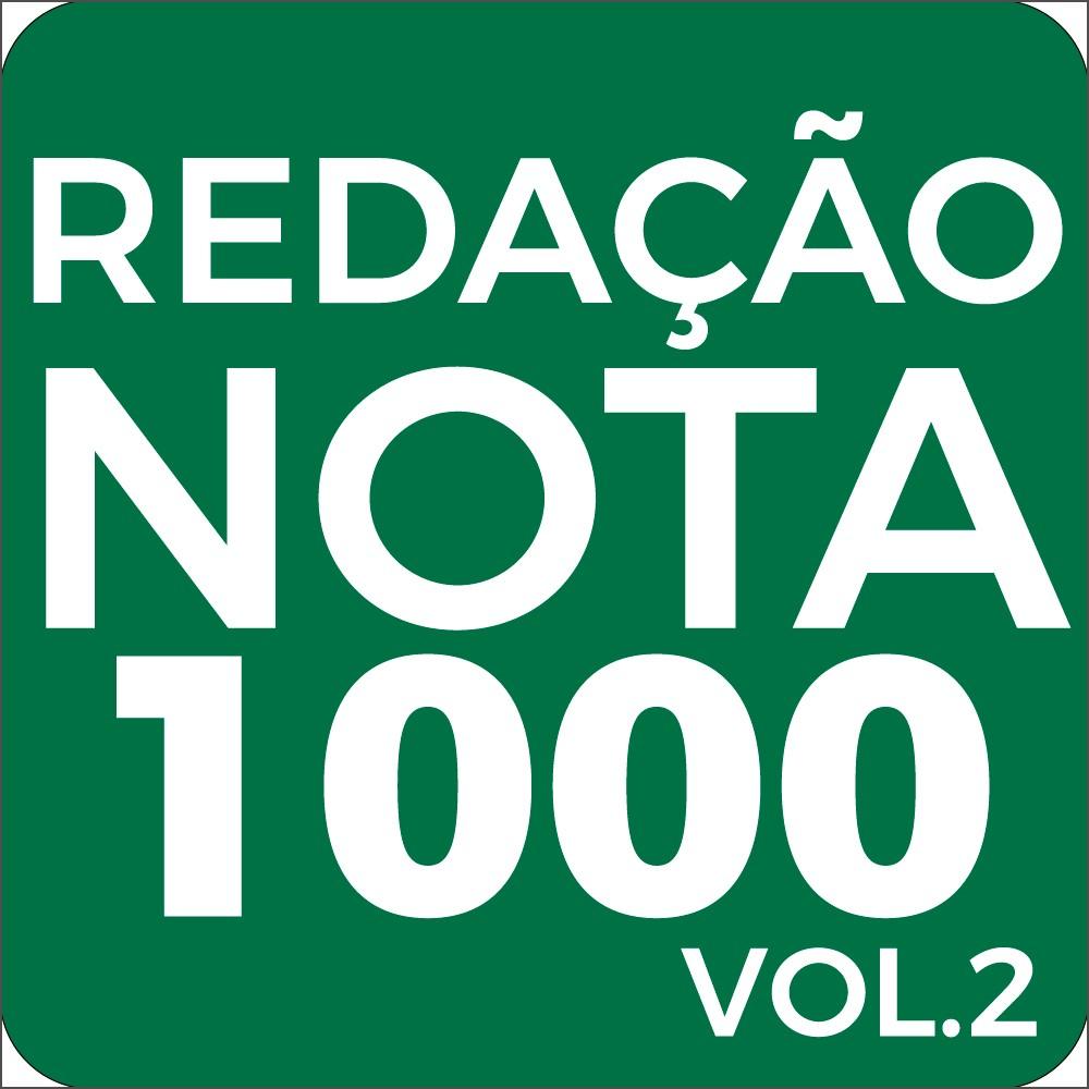 Redação Nota 1000 Vol.2