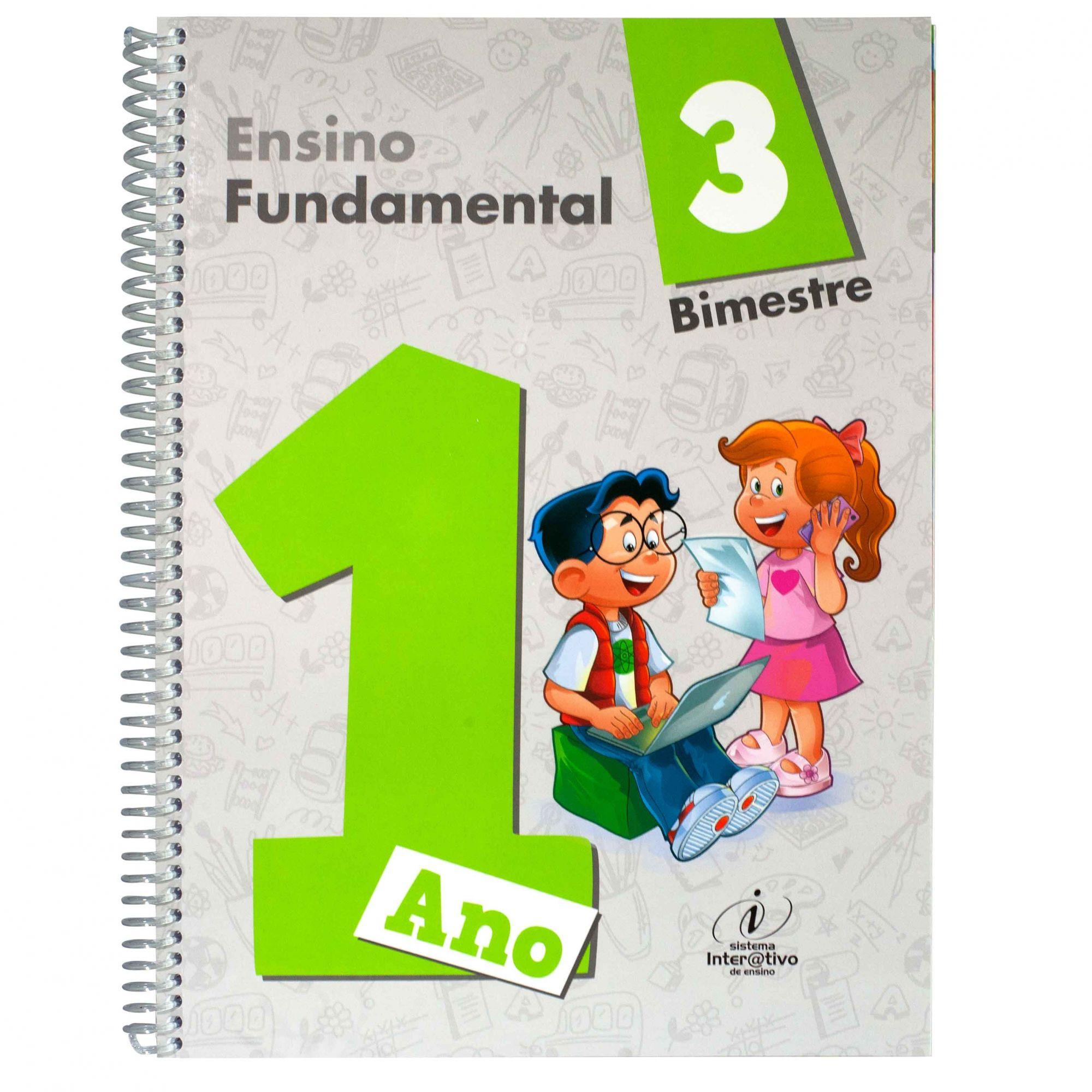 Sistema Interativo de Ensino 1º Ano   1º Semestre e 2º Semestre