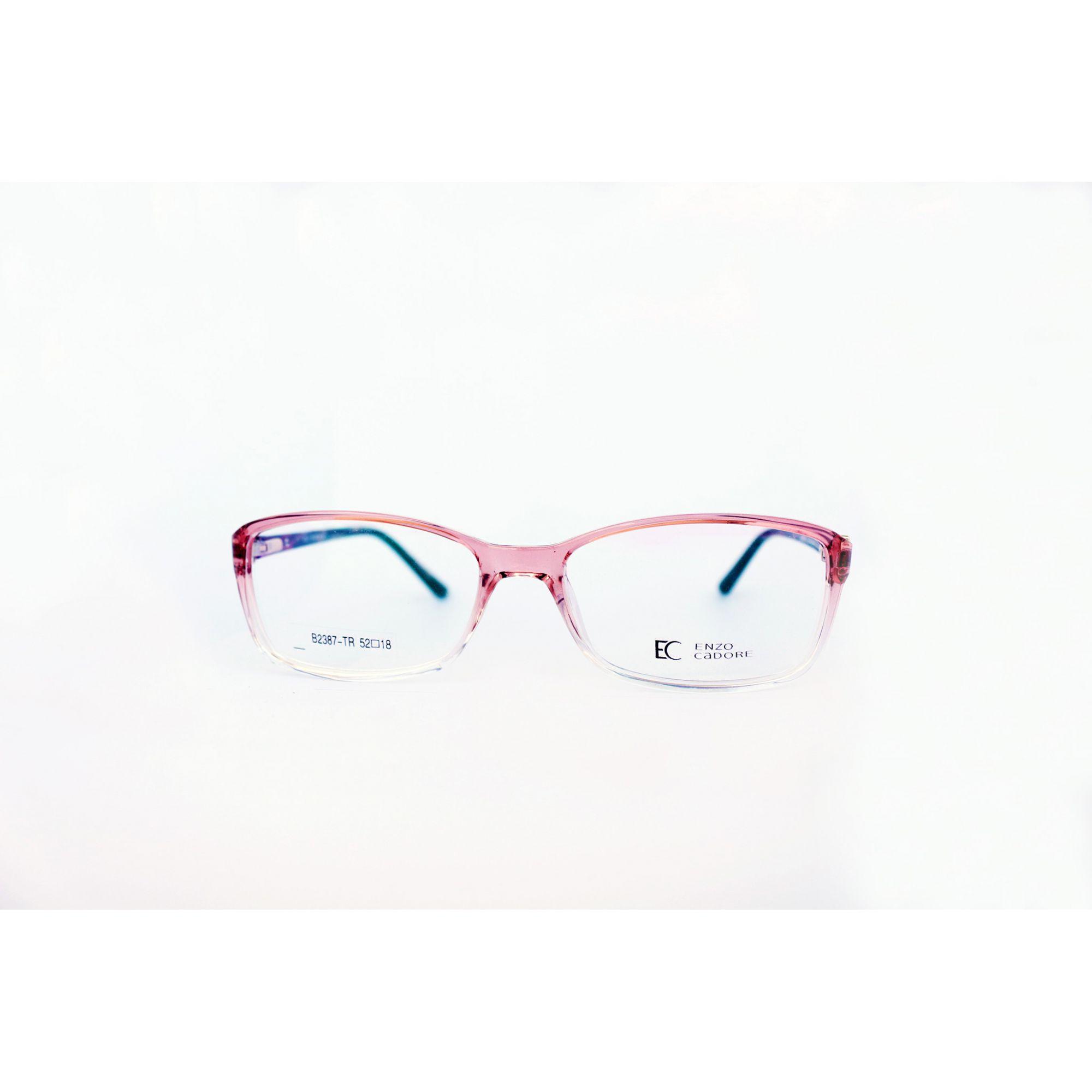 Óculos de grau | Enzo Cadore Pink