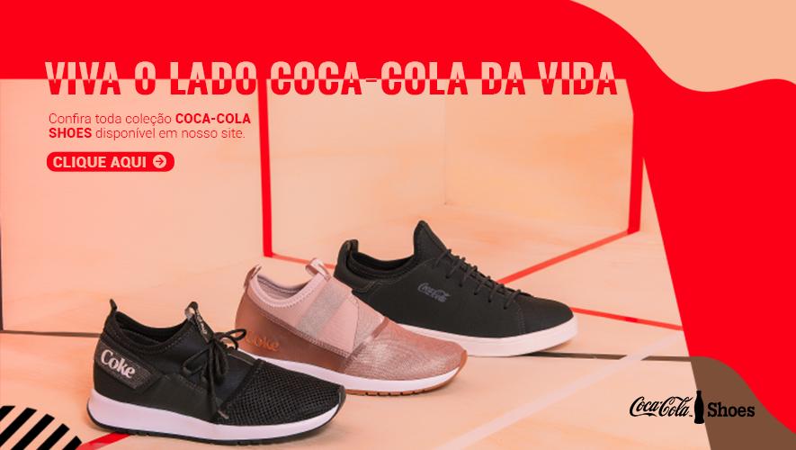 Coca-Cola Shoes