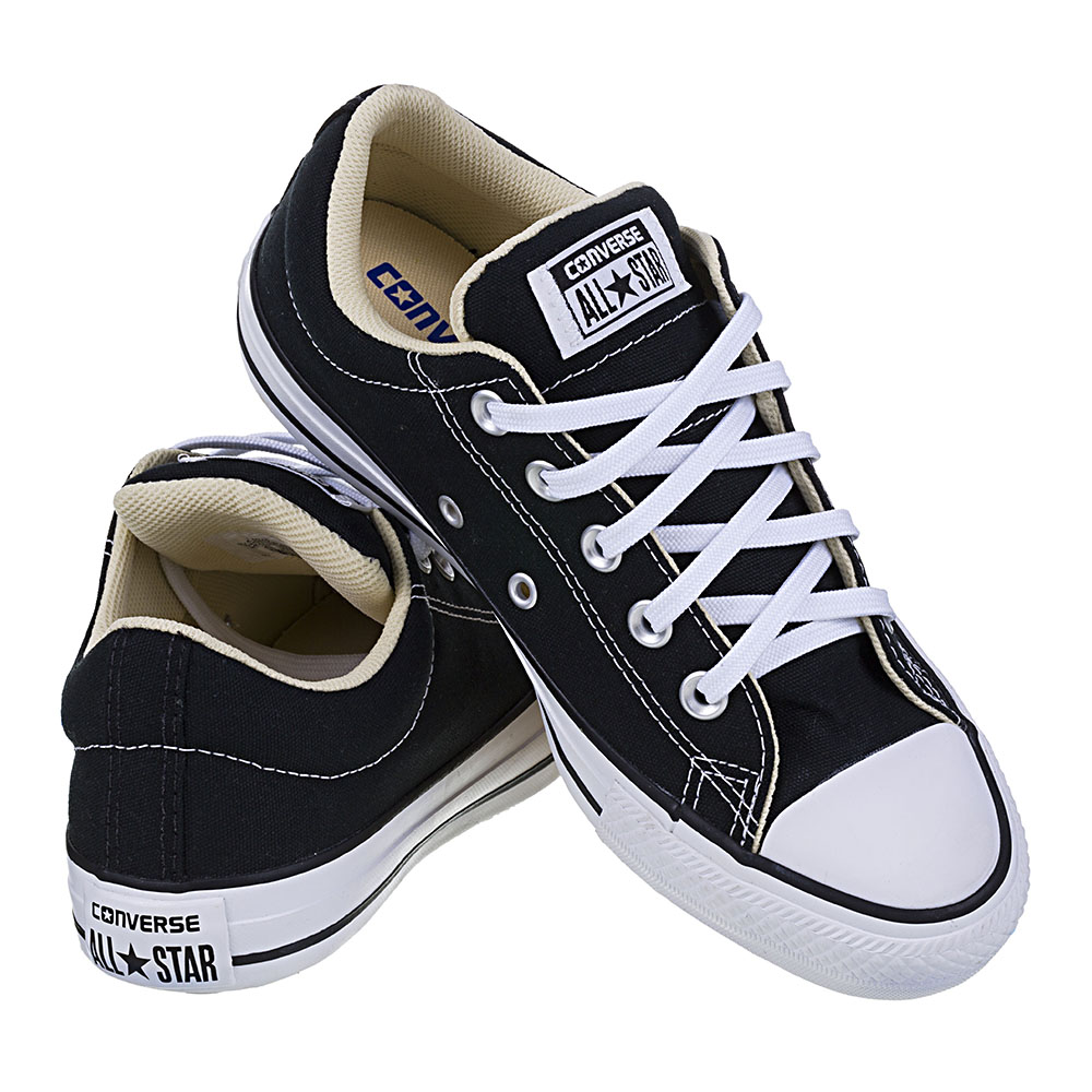 Tênis Converse All Star Ct As Street Ox Preto