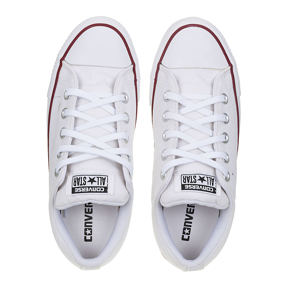 Tênis Converse All Star Ct As Street Ox Branco