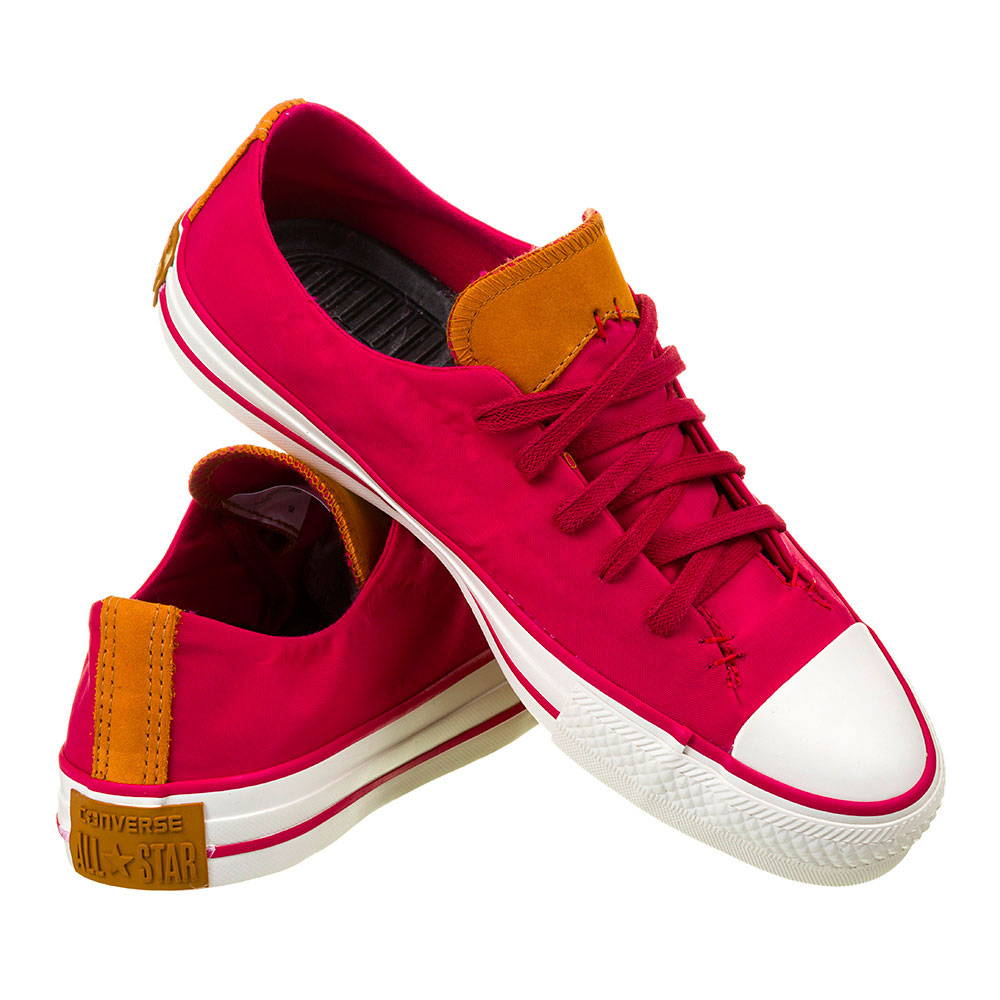TÊNIS FEMININO CONVERSE ALL STAR CT AS SAWYER OX MAGENTA MEDIO/MAGENTA - CT01170001