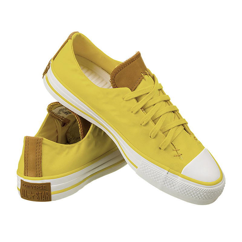 TÊNIS FEMININO CONVERSE ALL STAR CT AS SAWYER OX GIRASSOL/GIRASSOL/AMENDOA - CT01170004