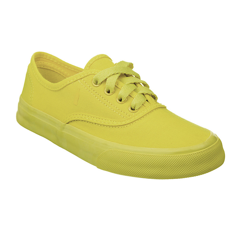 Tênis Coca-Cola Kick Colors Amarelo