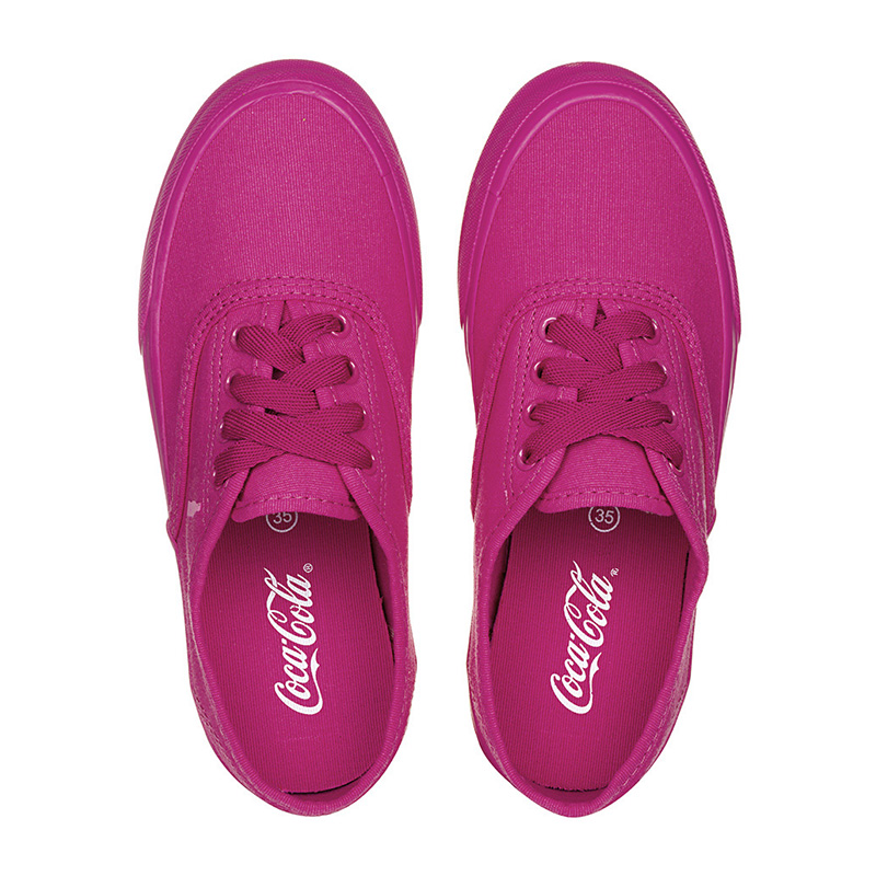 Tênis Coca-Cola Kick Colors Pink