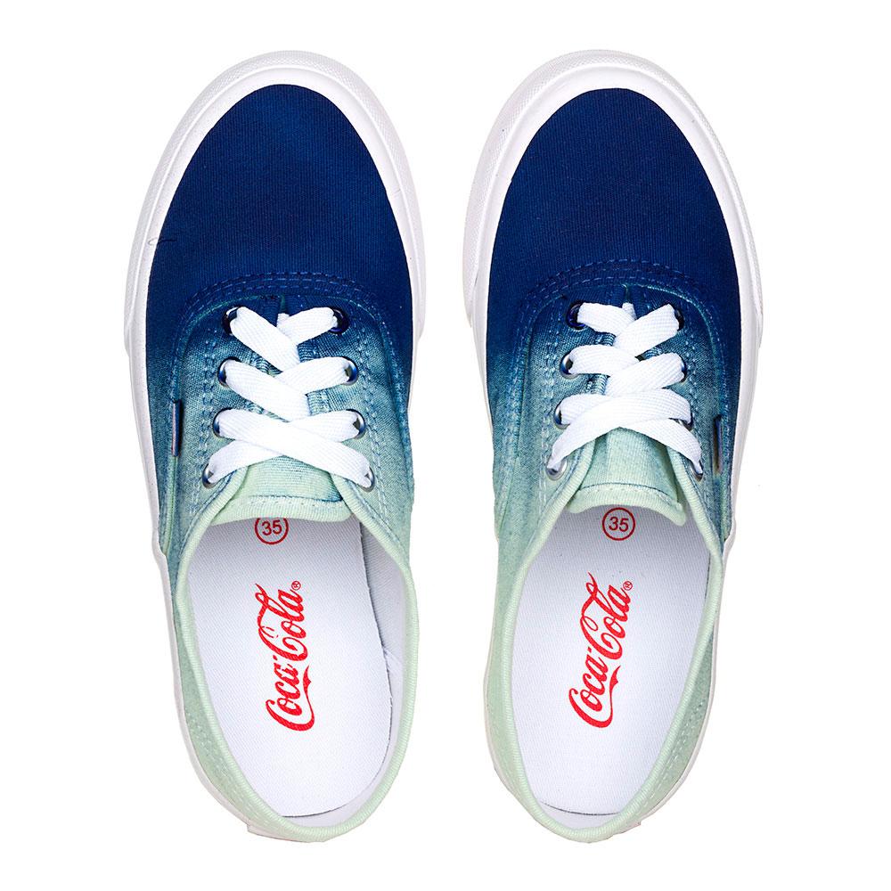 Tênis Coca-Cola Kick Onbre Menta/Petrole