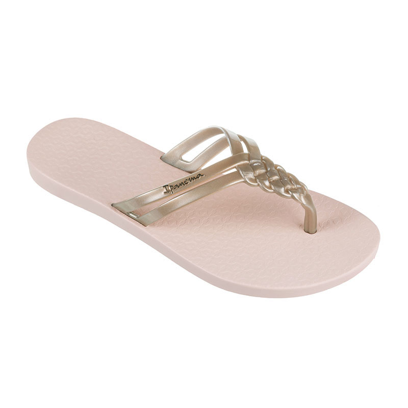 Chinelo Ipanema Mais Salome Rosa Rose