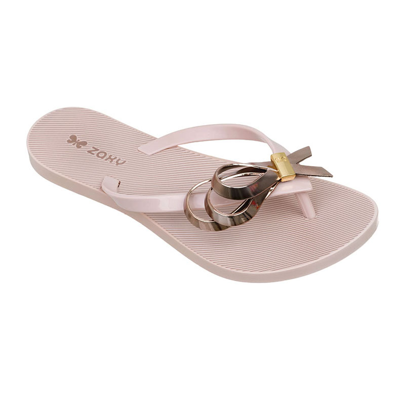 CHINELO FEMININO ZAXY FRESH LUXURY CH NUDE - 17171