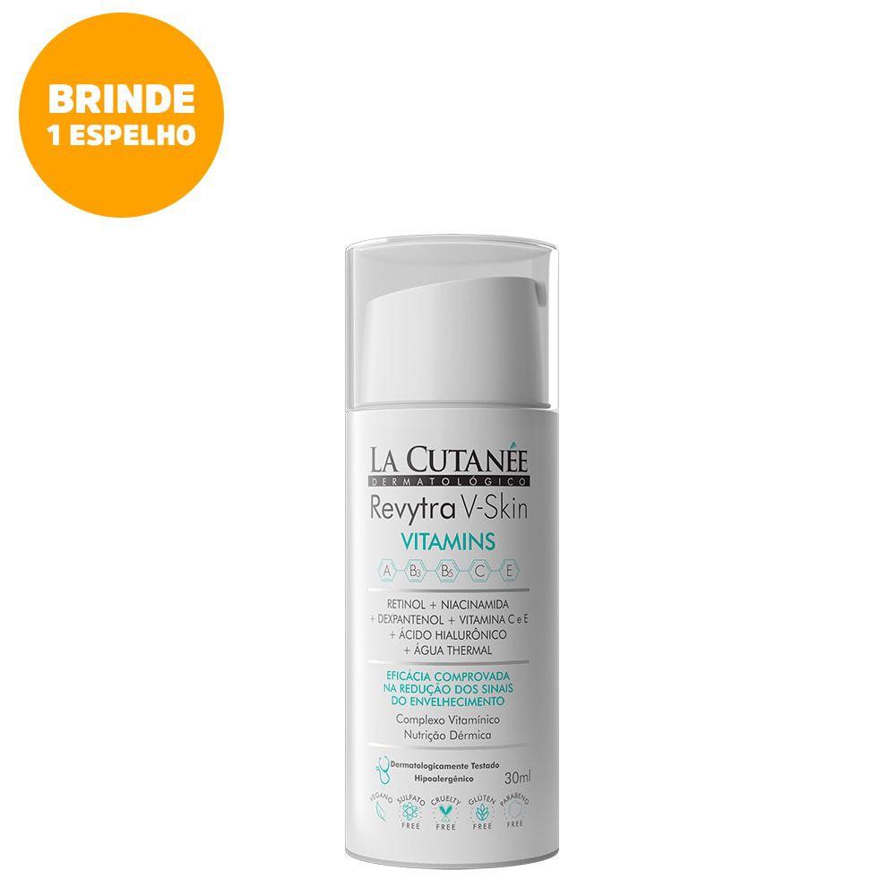 Revytra V-Skin - Sérum com Retinol para o Rosto + Blend de Vitaminas