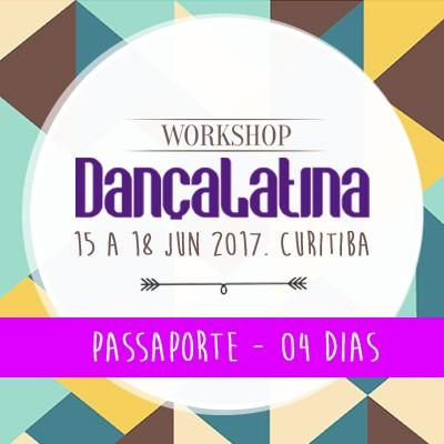 Workshop - Passaporte de 4 dias